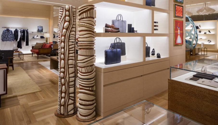 Louis Vuitton, Boston Commission