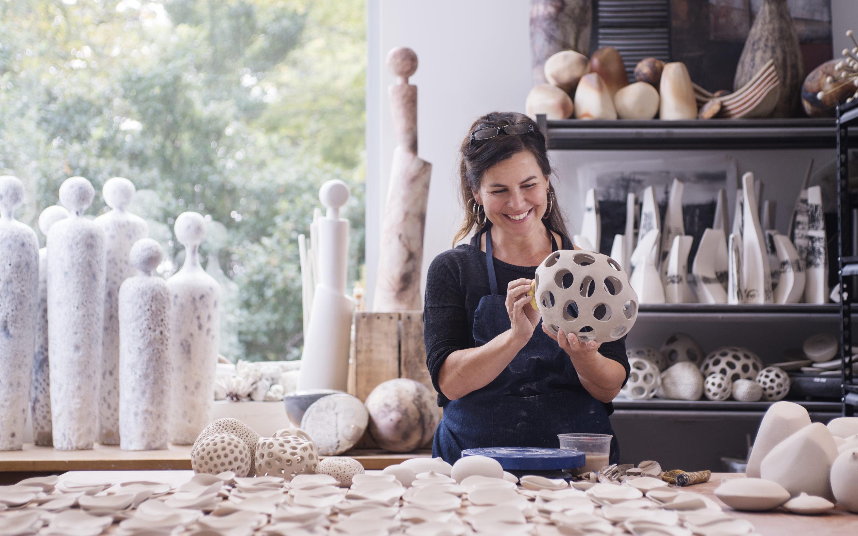 Ceramics Monthly Publication Feature