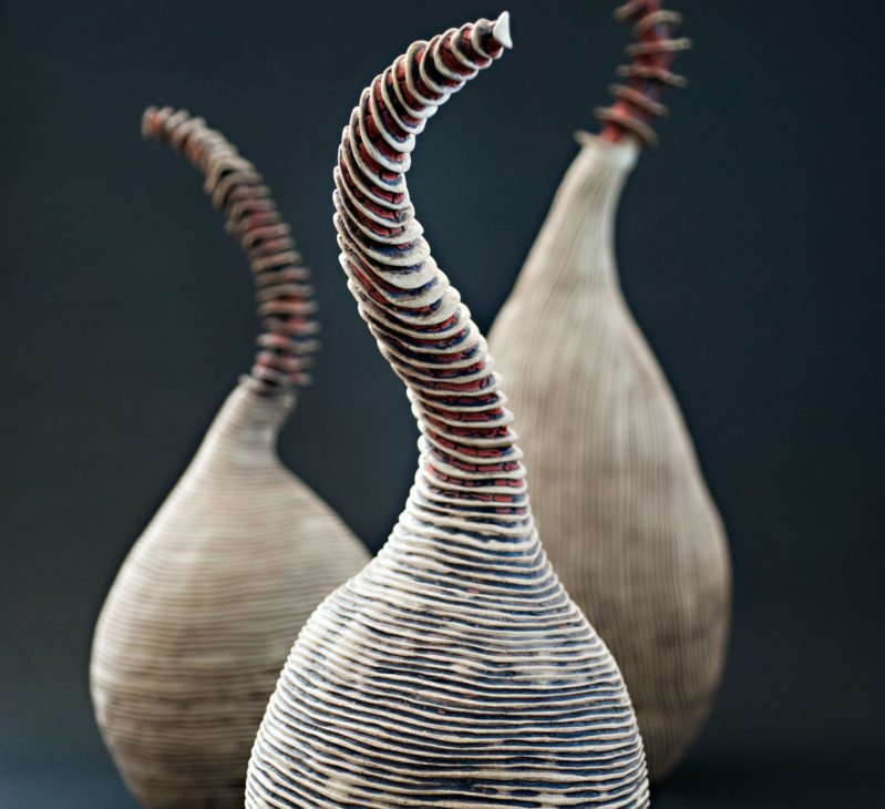 Sooke Fine Art Show Best Ceramic Award Winner
