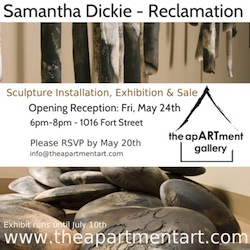 Exhibition at The Apartment Gallery